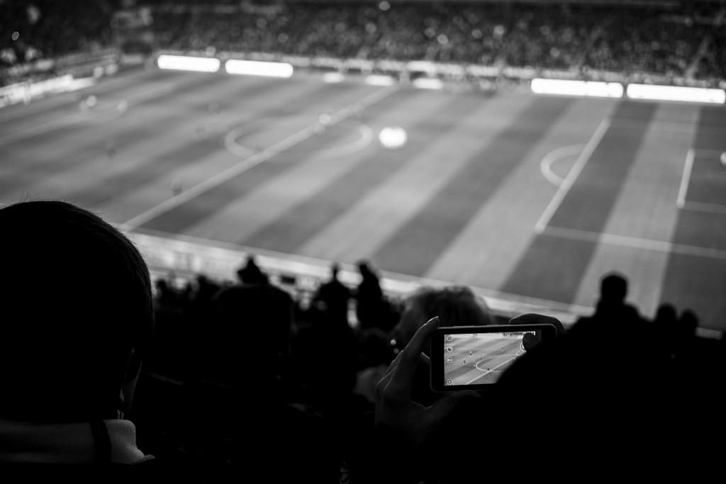 Saturday, February 28th, 2015 in Frankfurt - Number 060 of 366mm Kickoff: Eintracht Frankfurt - Hamburger Sportverein / final score 2:1