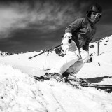 Wednesday, March 18th, 2015 in Ischgl - Number 078 of 366mm Ski shooting with Julia