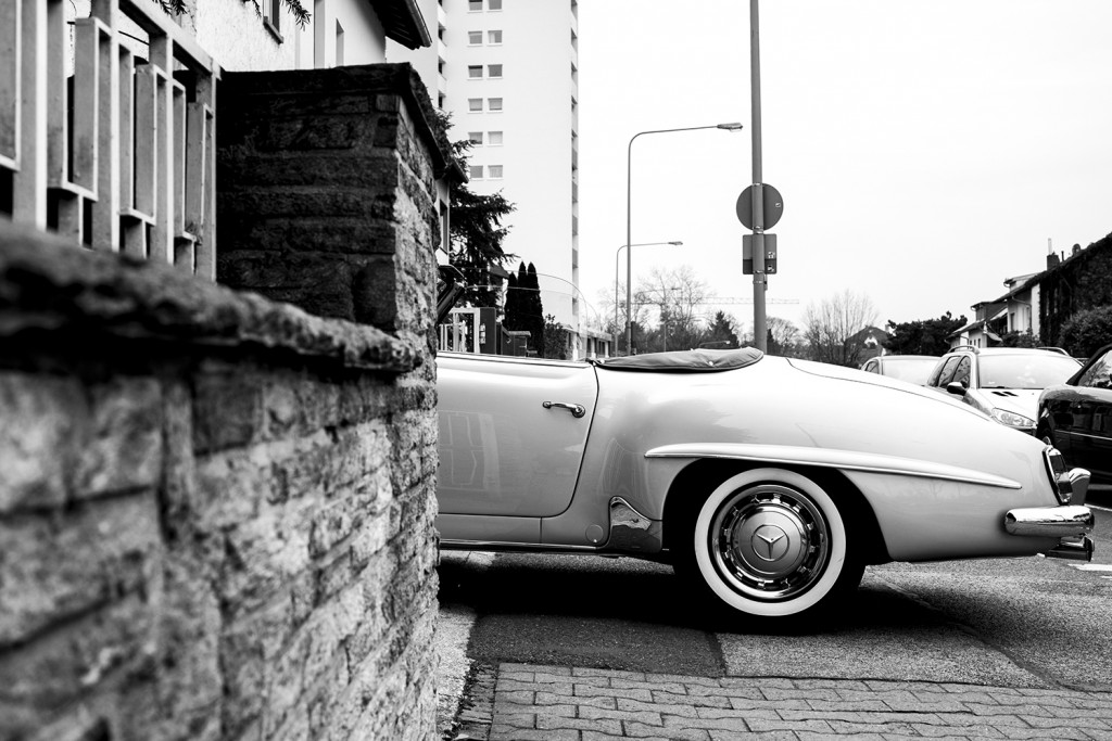 Saturday, March 28th, 2015 in Frankfurt - Number 088 of 366mm Amazing oldtimer