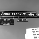 Friday, 12 June 2015 in Frankfurt - City - Number 164 of 366mm In Memories of  Anne Frank's Birthday - 12 June 1929