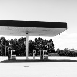 Saturday, June 20th, 2015 in Murta Maria - Number 172 of 366mm Lonely fuel station near Murta Maria