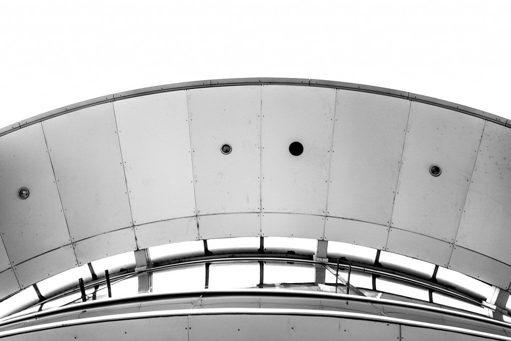 "Tuesday, August 11th, 2015 in Frankfurt - Number 224 of 366mm Arc of a department store near Frankfurt ""Hauptwache"""