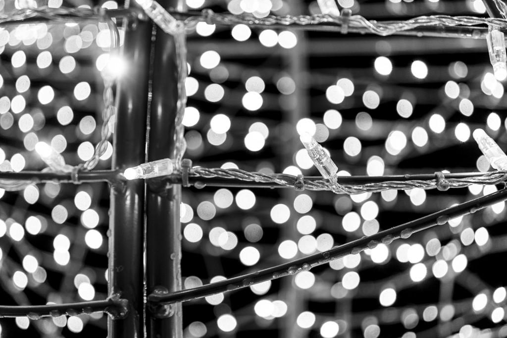 Monday, November 30th, 2015 in Frankfurt – Number 336 of 366mm Christmas ilumination in Frankfurt city
